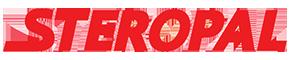 Steropal logo footer